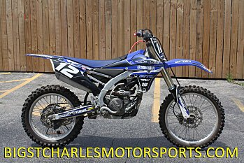 2014 Yamaha YZ250F for sale 200474251