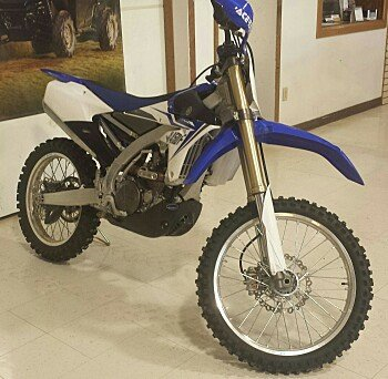 2014 Yamaha YZ450F for sale 200437416
