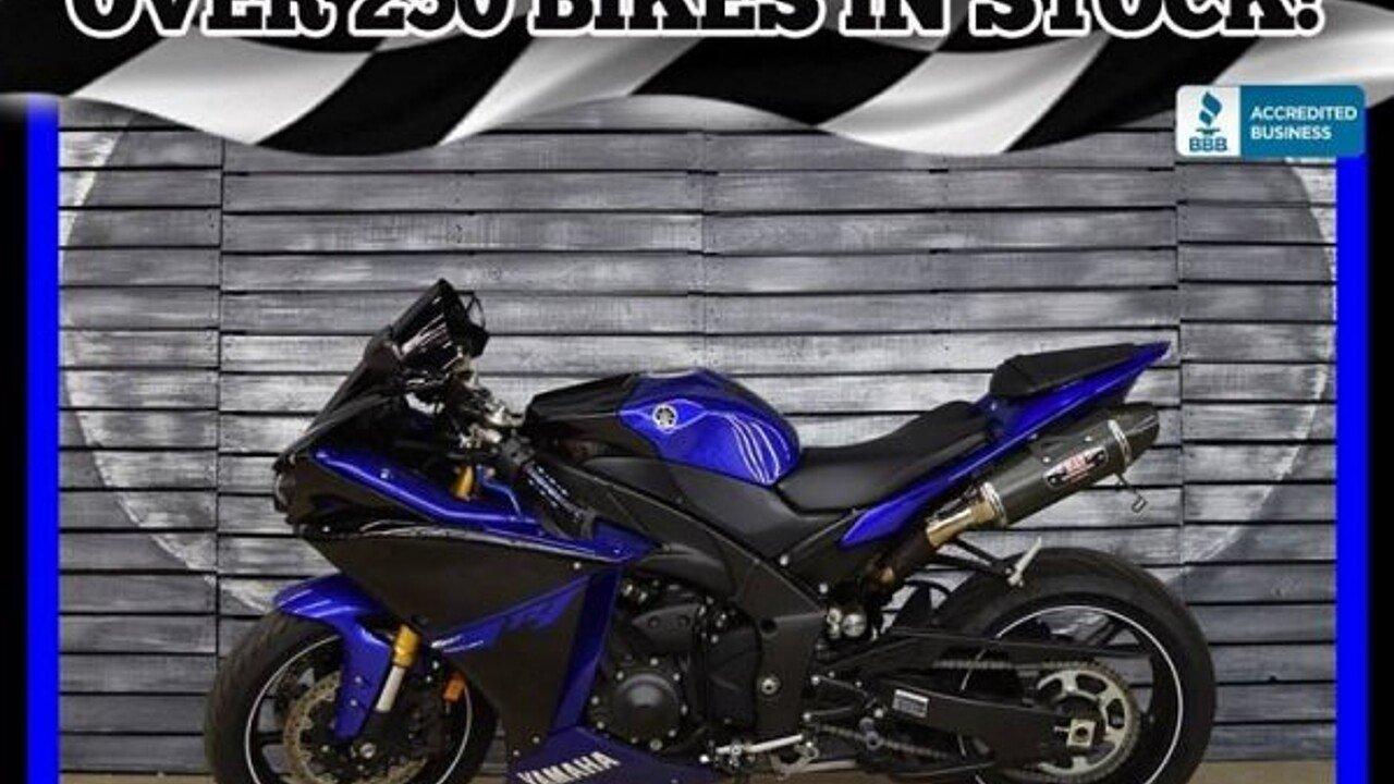 2014 Yamaha YZF-R1 for sale 200449734