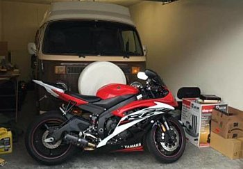 2014 Yamaha YZF-R6 for sale 200420042