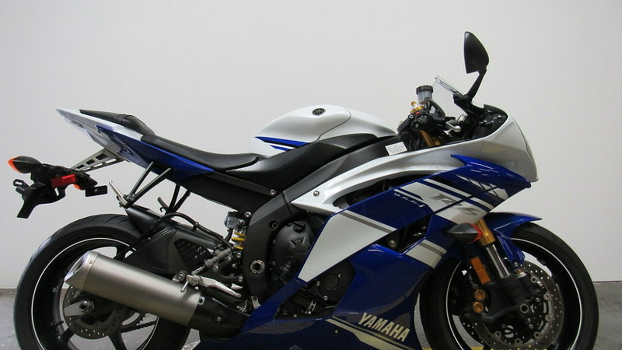 2014 Yamaha YZF-R6 for sale 200431320