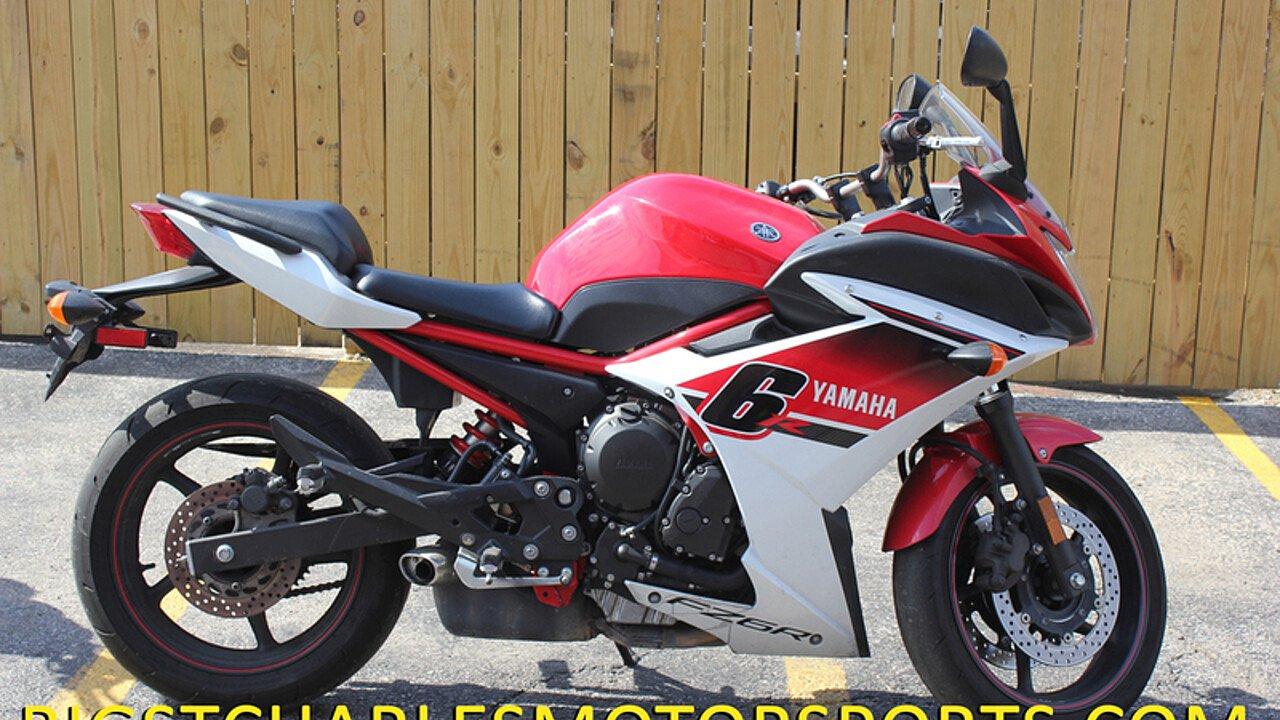 2014 Yamaha YZF-R6 for sale 200445919