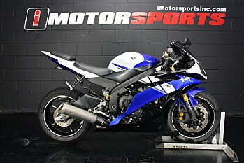 2014 Yamaha YZF-R6 for sale 200477747