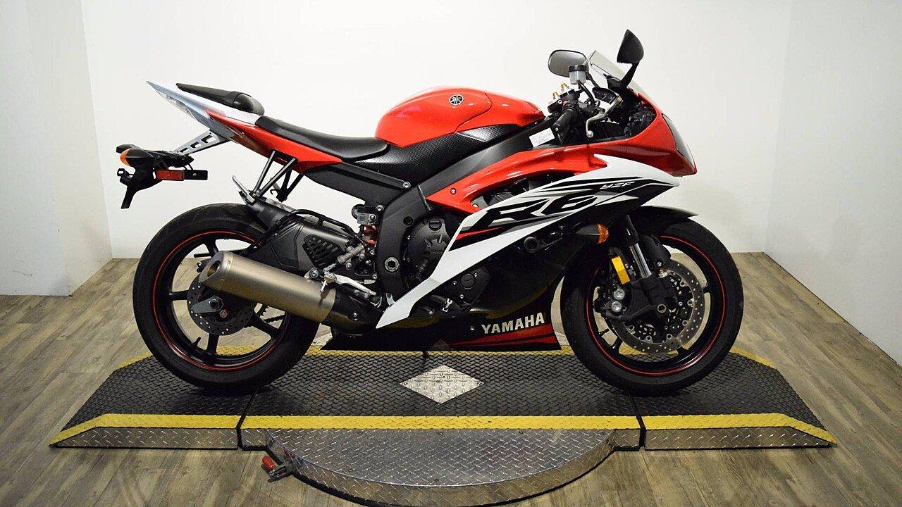 2014 Yamaha YZF-R6 for sale 200514617