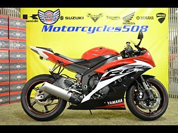 2014 Yamaha YZF-R6 for sale 200576817