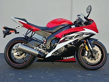 2014 Yamaha YZF-R6 for sale 200592118