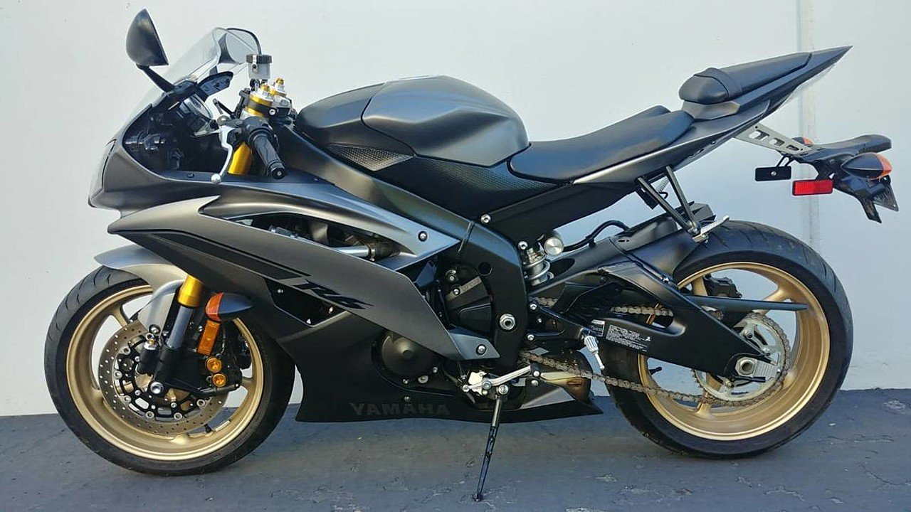 2014 Yamaha YZF-R6 for sale 200627893