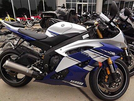 2014 Yamaha YZF-R6 for sale 200469249