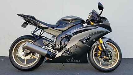 2014 Yamaha YZF-R6 for sale 200580201