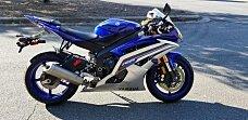 2014 Yamaha YZF-R6 for sale 200625327