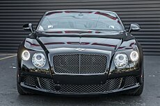 2014 bentley Continental GTC Speed Convertible for sale 100999159