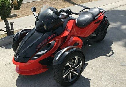 2014 can-am Spyder RS-S for sale 200627406