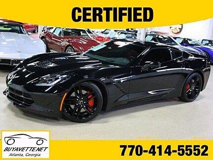 2014 chevrolet Corvette Coupe for sale 100914339