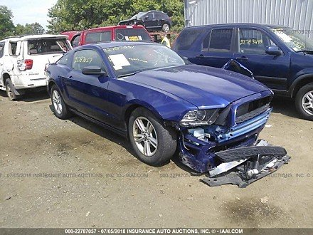 2014 ford Mustang Coupe for sale 101015685