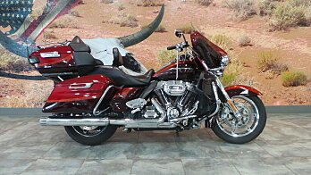 2014 harley-davidson CVO for sale 200424424
