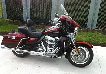 2014 harley-davidson CVO for sale 200490511