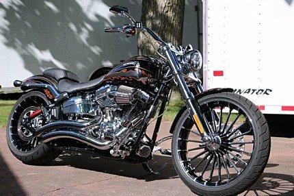 2014 harley-davidson CVO for sale 200499310