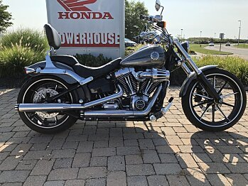 2014 harley-davidson Softail for sale 200615665
