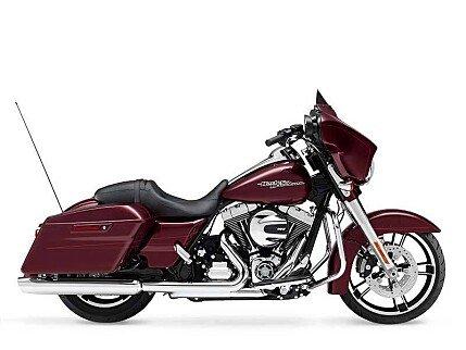 2014 harley-davidson Touring for sale 200629211