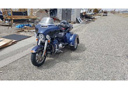 2014 harley-davidson Trike for sale 200602568