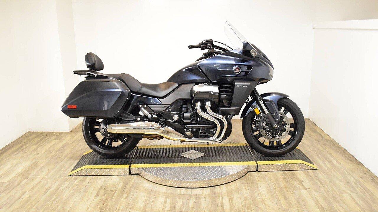 2014 honda CTX1300 for sale 200621002