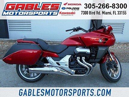 2014 honda CTX1300 for sale 200339732