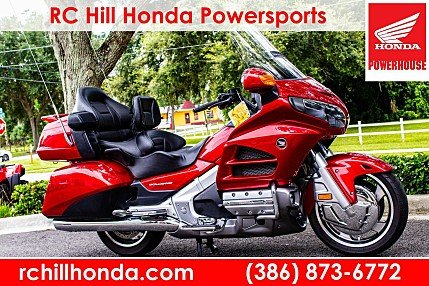 2014 honda Gold Wing for sale 200617493