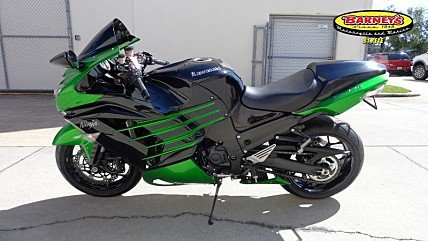 2014 kawasaki Ninja ZX-14R for sale 200627873