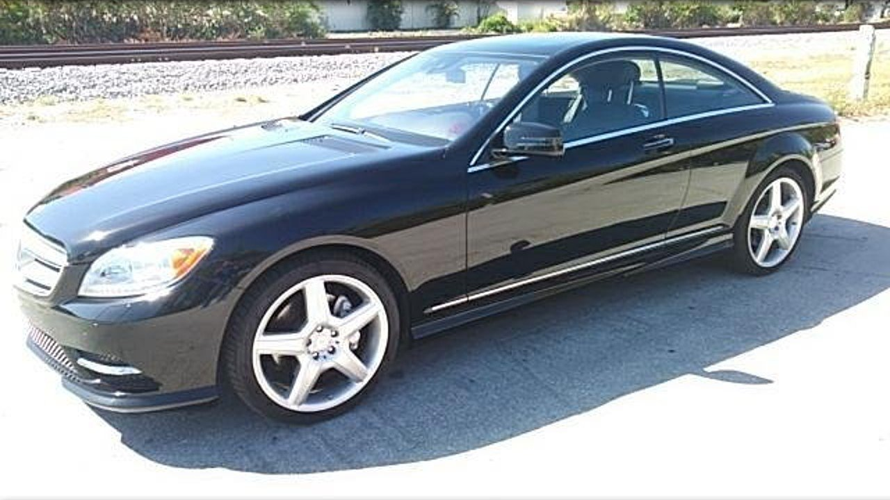 2014 mercedes-benz CL550 for sale 100962432