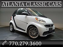 2014 smart fortwo electric drive Coupe for sale 100849866
