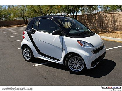 2014 smart fortwo electric drive Cabriolet for sale 100862362