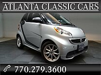 2014 smart fortwo electric drive Coupe for sale 100871555