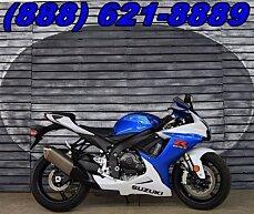 2014 suzuki GSX-R750 for sale 200563679