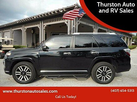2014 toyota 4Runner 4WD for sale 100911610