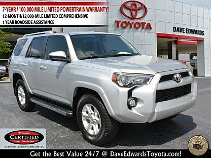 2014 toyota 4Runner 2WD for sale 101011766