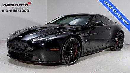 2015 Aston Martin V12 Vantage S Coupe for sale 100893025