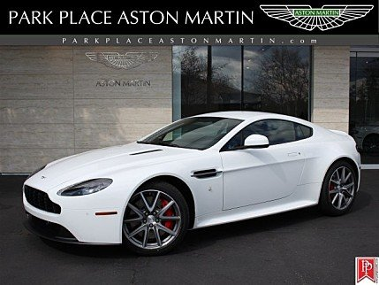 2015 Aston Martin V8 Vantage GT Coupe for sale 100732505