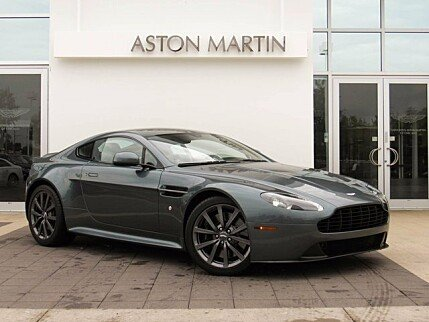 2015 Aston Martin V8 Vantage GT Coupe for sale 100886703