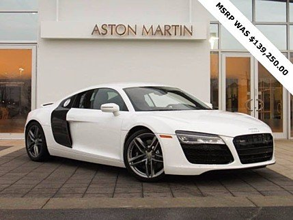 2015 Audi R8 V8 Coupe for sale 100854581