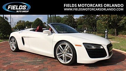 2015 Audi R8 V8 Spyder for sale 100873140