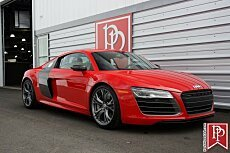 2015 Audi R8 V10 plus Coupe for sale 100879704