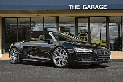 2015 Audi R8 V10 Spyder for sale 100885377
