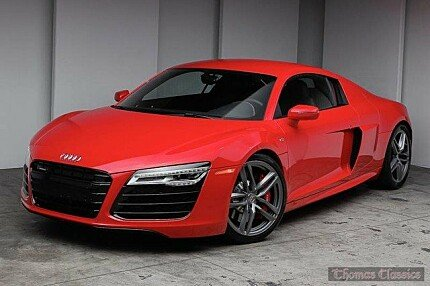 2015 Audi R8 V10 Coupe for sale 100916286