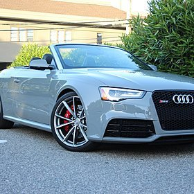 2015 Audi RS5 Cabriolet for sale 100767388