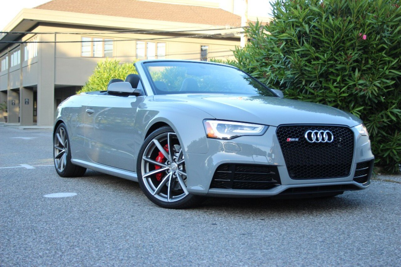 2015 Audi RS5 for Sale with Photos  CARFAX