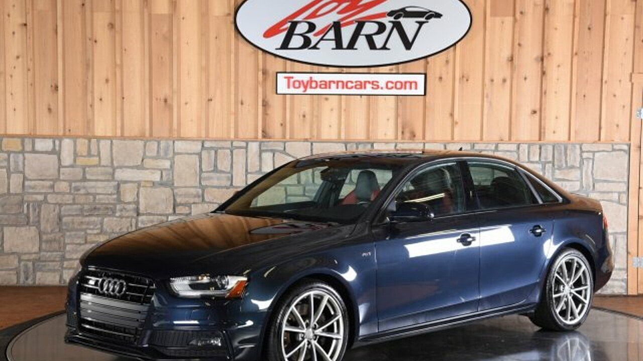 2015 Audi S4 Premium Plus for sale 100993998