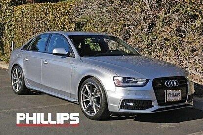 2015 Audi S4 Premium Plus for sale 100942107