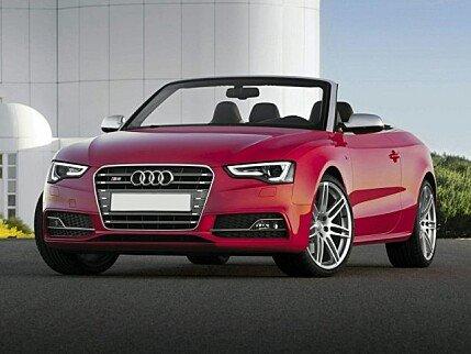 2015 Audi S5 3.0T Premium Plus Cabriolet for sale 100786722