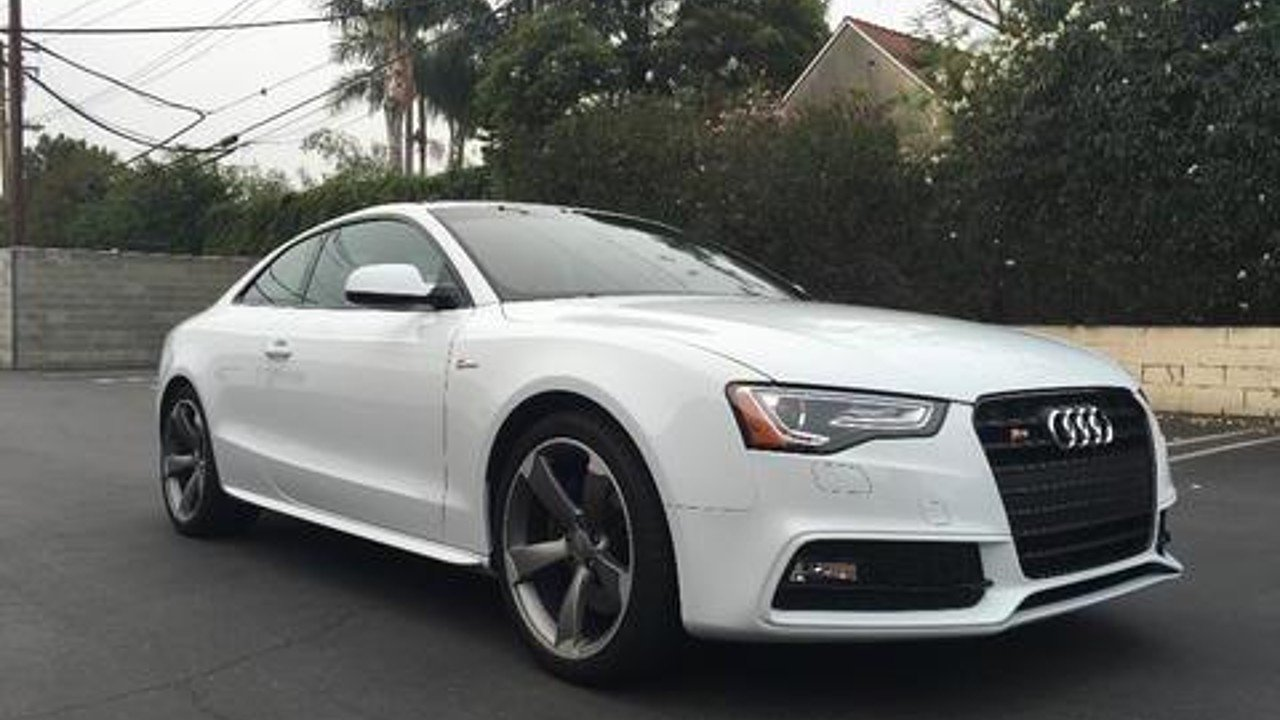 2015 audi s5 3 0t premium plus coupe for sale near los angeles california 90077 classics on. Black Bedroom Furniture Sets. Home Design Ideas
