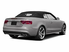 2015 Audi S5 3.0T Premium Plus Cabriolet for sale 100960125